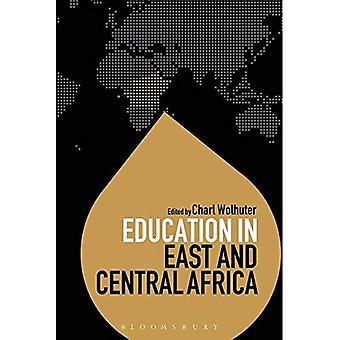 Ausbildung in Ost- und Zentralafrika (Bildung auf der ganzen Welt)
