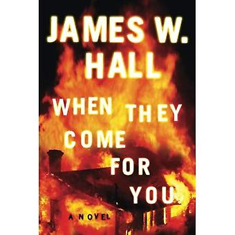 When They Come for You - Harper McDaniel 1 (Paperback)