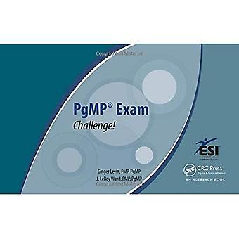 Pgmp(r) Exam Challenge!