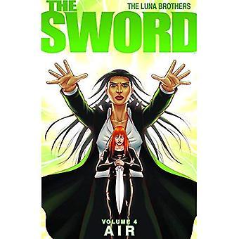 Il Volume di spada 4: Aria (spada