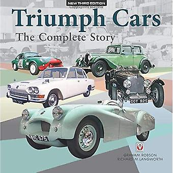 Triumph Cars - het Complete verhaal