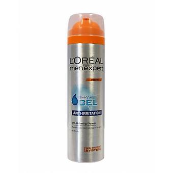 L'Oreal Men Expert anti-ärsytys Shave Gel