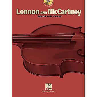 Lennon och McCartney: för Violin [med CD]