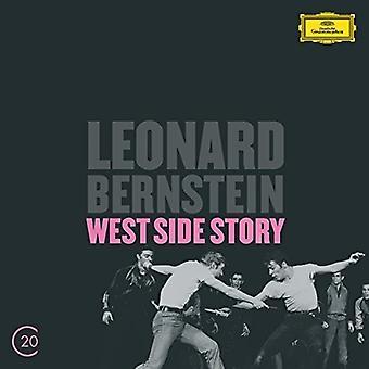 Te Kanawa/Carreras/Bernstein - 20C: Bernstein-West Side Story [CD] USA import