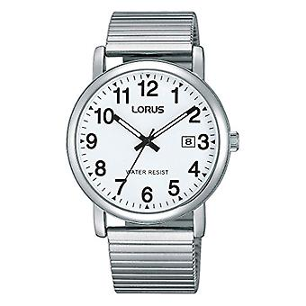 Lorus watches-men's watches, classic quartz stainless steel RG859CX9