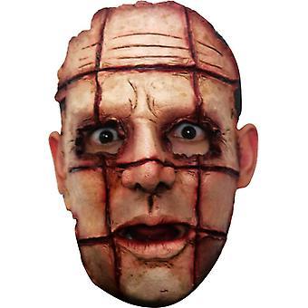 Seriemorder 6 Latex maske til Halloween