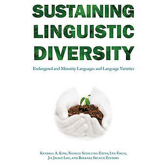 Soutenir la diversité linguistique en voie de disparition et les langues minoritaires et les dialectes de roi & Kendall A.