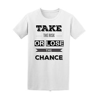 المخاطرة أو يفقد الرجال المحملة كانش-الصورة عن طريق Shutterstock