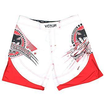 VM Mens Lyoto Machida Brasil opprinnelse kjempe Shorts - hvit
