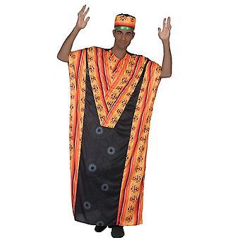 Männer Kostüme Männer afrikanischen Karnevalskostüm