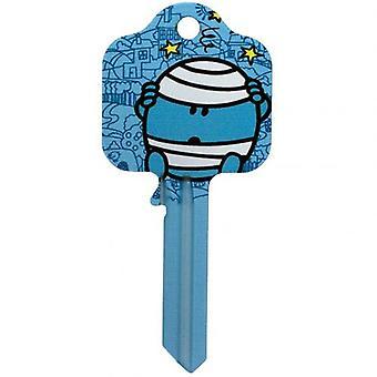 Mr Bump llave de la puerta