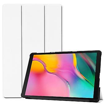 Copertina Slim Fit per Samsung Galaxy Tab A 10.1 (2019) -Bianco