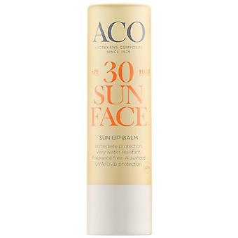 ACO Sun Lip Balm Spf 30