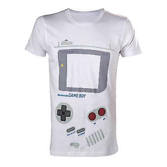 Mäns Nintendo Gameboy design Retro T-shirt