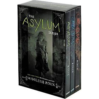 Asylum 3-Book Box Set - Asylum - Sanctum - Catacomb by Madeleine Roux