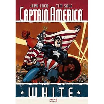 Captain America - White by Jeph Loeb - Tim Sale - 9780785194194 Book