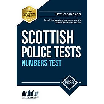 Scottish Police Numbers Tests - Standard Entrance Test (SET) Sample Te