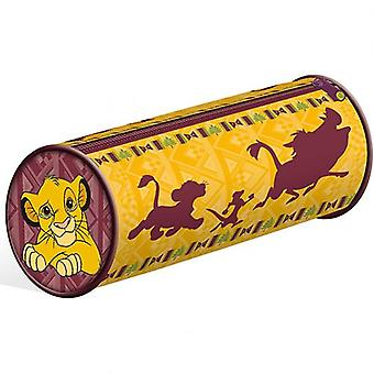 The Lion King Barrel Pencil Case