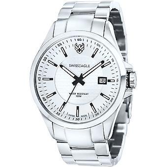 Swiss Eagle SE-9035-22 Heren Horloge