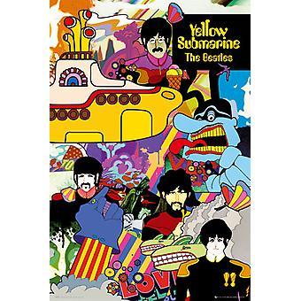 The Beatles Yellow Submarine Maxi Poster 61x91.5cm