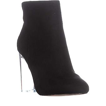 Call It Spring Talcahuano Ankle Booties, Black Nubuck, 8.5 US / 39 EU