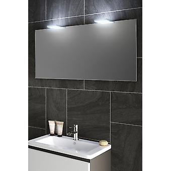 Ambient Shaver LED Top Light Mirror With Demister Pad & Sensor k491w