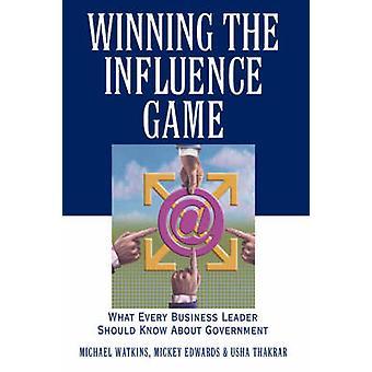 الفوز في لعبة النفوذ -- ما كل زعيم الأعمال يجب أن نعرف ab