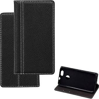 Perlecom Booklet Huawei Nova Black