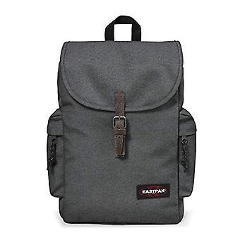 Eastpak Austin - Casual Unisex Backpack - Grey (Black Denim) - 18 liters - One Size (42 centimeters)