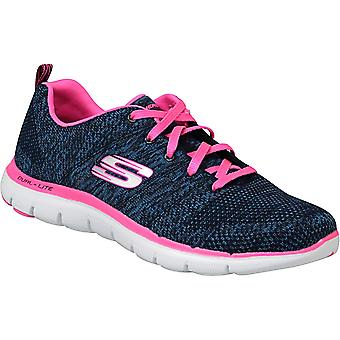 Skechers Flex Апелляционный 2.0 12756-NVHP женский фитнес обувь