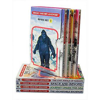 Choose Your Own Adventure 4-Book Set - Volume 1 - The Abominable Snowm