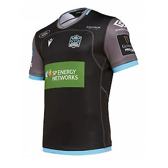 2019-2020 Glasgow Warriors Home Pro Rugby-paita