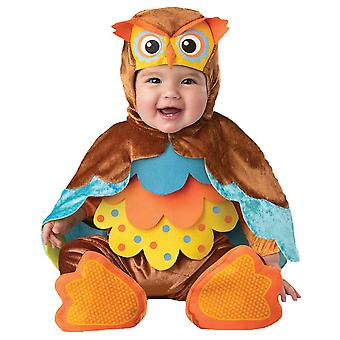 Cute Owl Toddler Costume