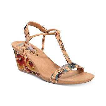 Stijl & Co. Womens Mulan Open teen Casual Slingback sandalen