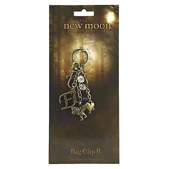 The Twilight Saga New Moon Keyring BagClip B (Edward)