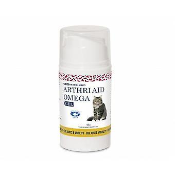 Arthri Ajutor Omega Gel pentru pisici - 50ml