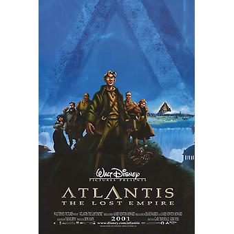 Atlantis (Regular Reprint) (2001) Reprint Cinema Poster