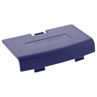 Replacement battery cover door for nintendo game boy advance - purple