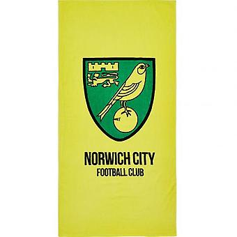 Norwich City Towel