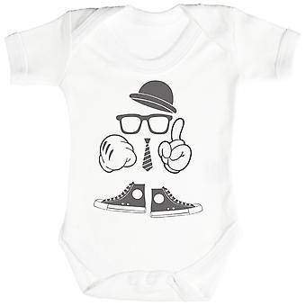 Hollow Boy - Baby Bodysuit