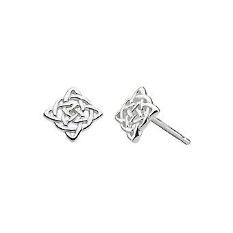 Kit Heath Heritage Square Celtic Knot Pack Of 3 Studs 42037HP021