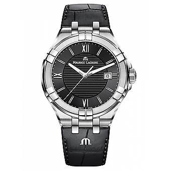 Maurice Lacroix AI1008-SS001-330-1 Men's Aikon Wristwatch
