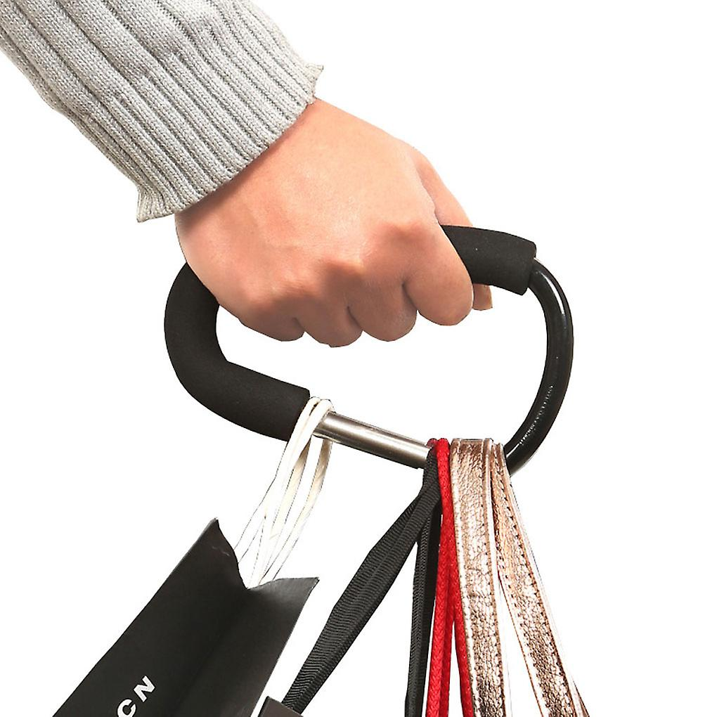Large Buggy Clip Hook for Extra Bag Space TRIXES