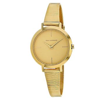 Ted Lapidus Women's Classic Gold Dial Watch - A0712PYIX