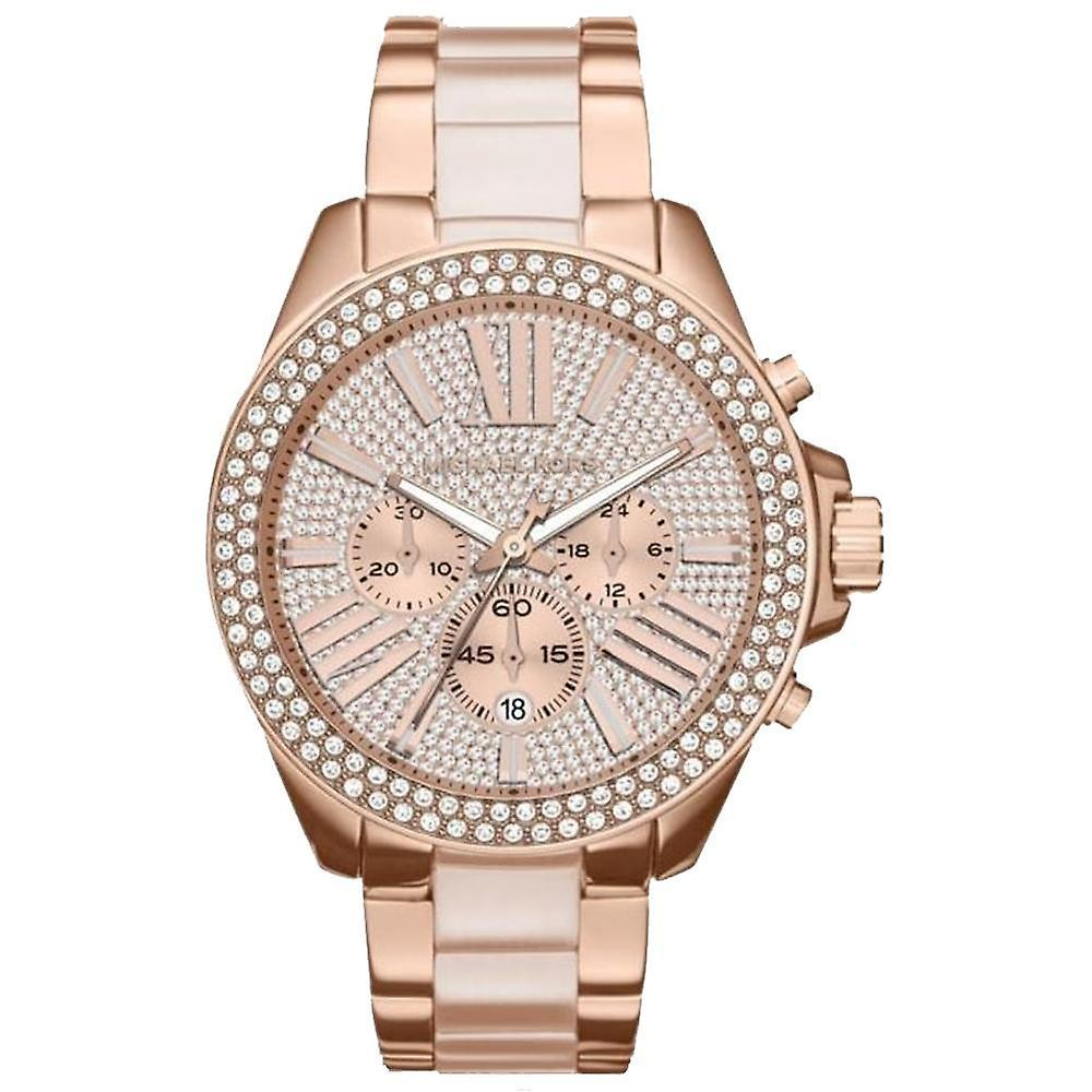 Michael Kors dames ' Wren chronograaf horloge MK6096