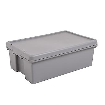 Wham Storage 36 Litre Wham Bam Upcycled Box With Lid