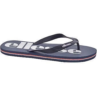Ellesse Womens Casual Holiday Summer Pool Sandels Flip Flops Deep/White - 6.5UK