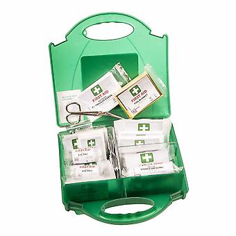 sUw - Workplace First Aid Kit 25 Green Regular