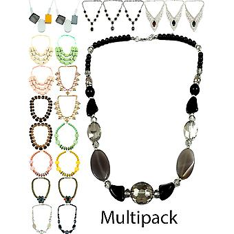 Chunky Fashion Multipack Halsketten