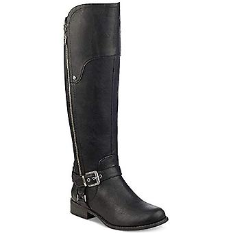 G by Guess Womens HARSON Suede Closed Toe Mid-Calf Fashion Boots